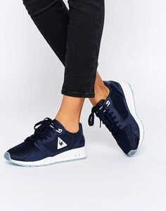 Le Coq Sportif LCS R900 Navy Trainers