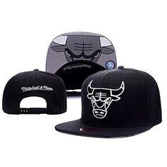 Saiqi-TY Unisex Adjustable Fashion Leisure Baseball Hat Chicago Bulls  Snapback Dual Colour Cap 73aee96ac0cf