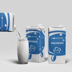 Molokeevo packaging design