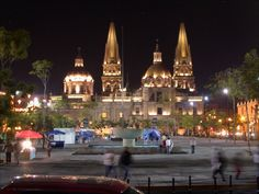 Guadalajara is a vibrant city with many things to offer- I hope peace and tranquility return to this place that is so dear to me