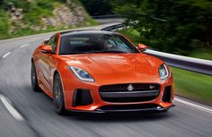 It's Official: The Jaguar SVR Is The Fastest F-Type Ever - Maxim