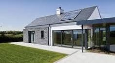 contemporary country house designs - Google Search