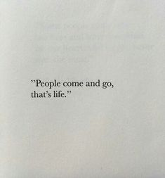, I love to let people in my life, I hate it to let go the ones i love... #thatslife
