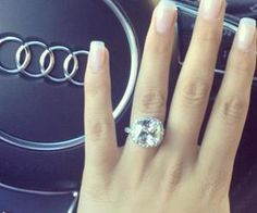 Mariams ring is beautiful though