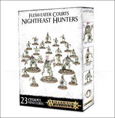 Flesh-Eater Courts Nightfeast Hunters
