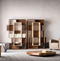 Acier corten Interior Design Ideas étagère Napala Elite Tobe