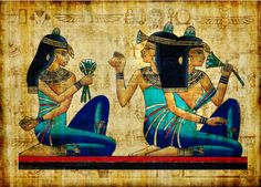 The value of a lotus in ancient Egypt