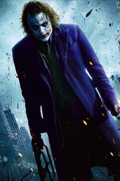 Le Joker Batman, Joker Cartoon, Joker Heath, Joker Art, Joker And Harley Quinn, Joker Comic, Heath Ledger Joker Wallpaper, Batman Joker Wallpaper, Joker Iphone Wallpaper