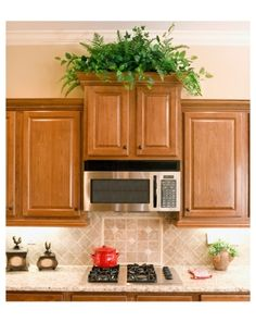 Cabinets With Storage Space Above