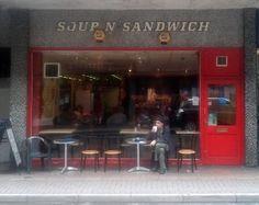 Soup n Sandwich in Bristol