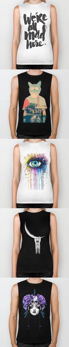 Biker Tanks and millions of other products available atSociety6.com today. Every purchase supports independent art and the artist that created it.