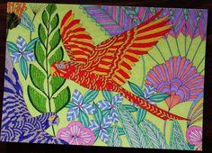 Millie Marotta's Tropical World (Postcard Box): 50 postcards (A Millie Marotta Adult Coloring Book): Millie Marotta: 9781454709824: Amazon.com: Books