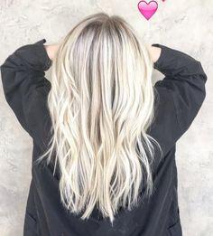 Hair goals!! Cool blonde tones. Baby blonde by @alexaa3 @ habit salon in Gilbert AZ