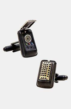 Cufflinks, Inc. 'Communicator' Cuff Links - for the Trekie