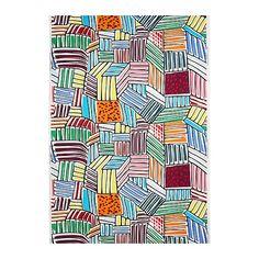 for curtains! LILLIVI Fabric - IKEA