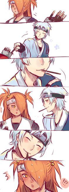 Mitsuki and chouchou?