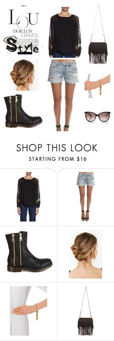ACL #1 by shicake on Polyvore featuring Frame Denim, Weekend Max Mara and Yves Saint Laurent