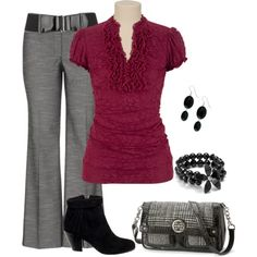 career fashion - Polyvore