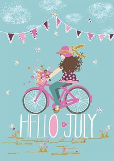 Hello July Whatsapp Images Pictures Quotes Photos Free Download