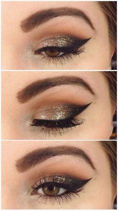 Best Eye Makeup Looks for Brown Eyes6                                                                                                                                                     More
