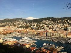 Nice, France Le Port South of France Nice France, South Of France, The Locals, Paris Skyline, City Photo, Summer, Travel, Life, Viajes