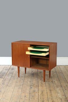 Teak Sideboard by Kai Kristiansen – Forest London