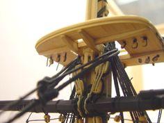 Model Sailing Ships, Model Ships, Model Ship Building, Boat Building, Arsenal, Mercedes Stern, Hms Bounty, Uss Constitution, Hms Victory