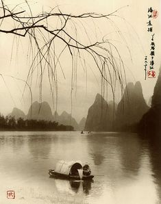 -Online Browsing-: Don Hong-Oai. Photography in the style of a traditional Chinese painting of late Song and Yuan dynasties.