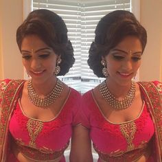 great vancouver wedding #bridal #bridallook #indianwedding #hairupdo #hairstyle #wedding #weddinghair #makeup #bridalmakeup #vancouvermakeup #indianmakeup @indianfusionweddings  #vancouverindianwedding #vancouverwedding #vancouverweddinghair #vancouverweddingmakeup #vancouverwedding