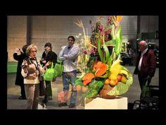 2012 Philadelphia International Flower Show -- Arrangements and Pressed Flowers Flower Video, Flower Show, Pew Bows, Design Competitions, Ikebana, Flower Designs, Philadelphia, Floral Arrangements, Florals