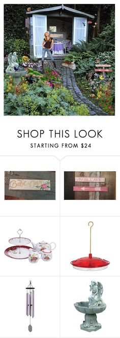 """Babe Cave where wildlife is welcome."" by pinky-dee ❤ liked on Polyvore featuring interior, interiors, interior design, home, home decor, interior decorating, CO, Massif, Droll Yankees and DutchCrafters"
