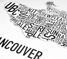 For Furniture shopping Area Vancouver Map