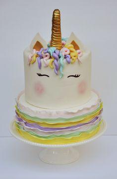 Unicorn Cake Be Sweet by Maria