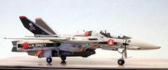 1/72 Hasegawa VF-1A Macross Valkyrie built for Richard Morton