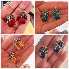 Winning  These #UmbrellaStuds are all you need to uplift your look  #Love #Jewelry #Studs #Prerto #Fashion
