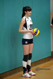 best pemain bola voli images volleyball players female