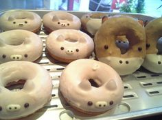 I want a douzen of these doughnuts...