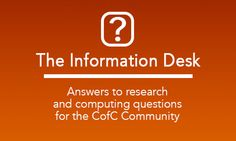 Do we need a sign like this at service desks to identify what sort of questions we answer? New Community, Community College, Info Desk, College Library, Help Desk, Library Design, Desks, Mesas, Desk
