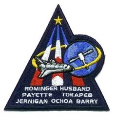 STS96 Mission Patch. STS-96 marked the first Space Shuttle docking to the International Space Station (ISS), which was successfully accomplished on May 29, 1999. Launched May 27, 1999