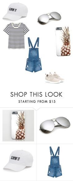 """Untitled #442"" by austynh on Polyvore featuring SO and NIKE"
