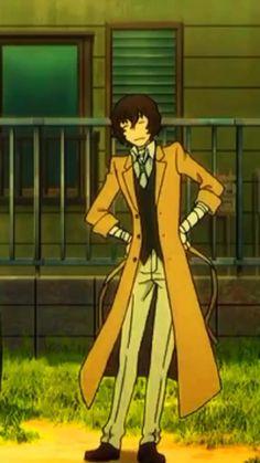 Anime Meme, 5 Anime, Anime Fnaf, Anime Shows, Otaku Anime, Kawaii Anime, Anime Guys, Dazai Bungou Stray Dogs, Stray Dogs Anime