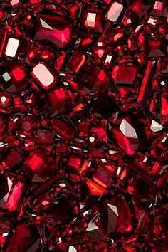 aesthetic Colour of the month Many shades of Red - November Ruby Red