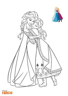 35 Free Disneys Frozen Coloring Pages Printable Going To Print Omalovanky