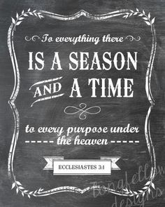 Items similar to Ecclesiastes - Chalkboard Look Print - Vertical Print on Etsy Chalkboard Bible Verses, Bible Verses Quotes, Bible Scriptures, Chalkboard Art, Inspirational Scriptures, Scripture Art, Christian Images, Christian Quotes, Favorite Bible Verses