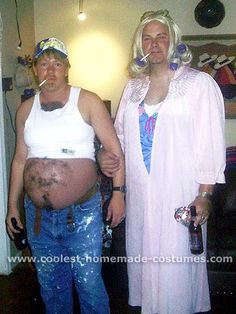 BEST pregnant costume!