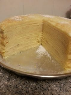 Crepe on Pinterest | Crepe Cake, Mille Crepe and Nutella Crepes