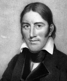 Davy Crockett ... died at the Alamo, March 6, 1836