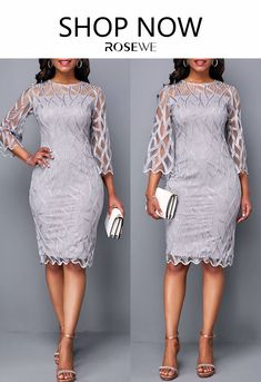Dresses For Women Modest Dresses For Women, Casual Dresses, Summer Dress Outfits, Girly Outfits, Lace Dress Styles, Formal Dresses For Weddings, African Fashion Dresses, Classy Dress, Designer Dresses