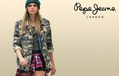 brands4U.sk #pepejeans #fashion