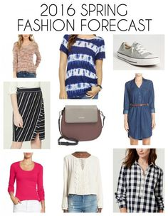 Spring 2016 Fashion Forecast: 9 Wearable Spring 2016 Fashion Trends to look forward to! Fashion Over 40.